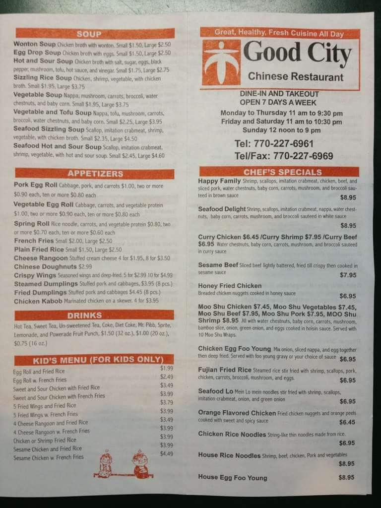 Griffin Ga Chinese Restaurants