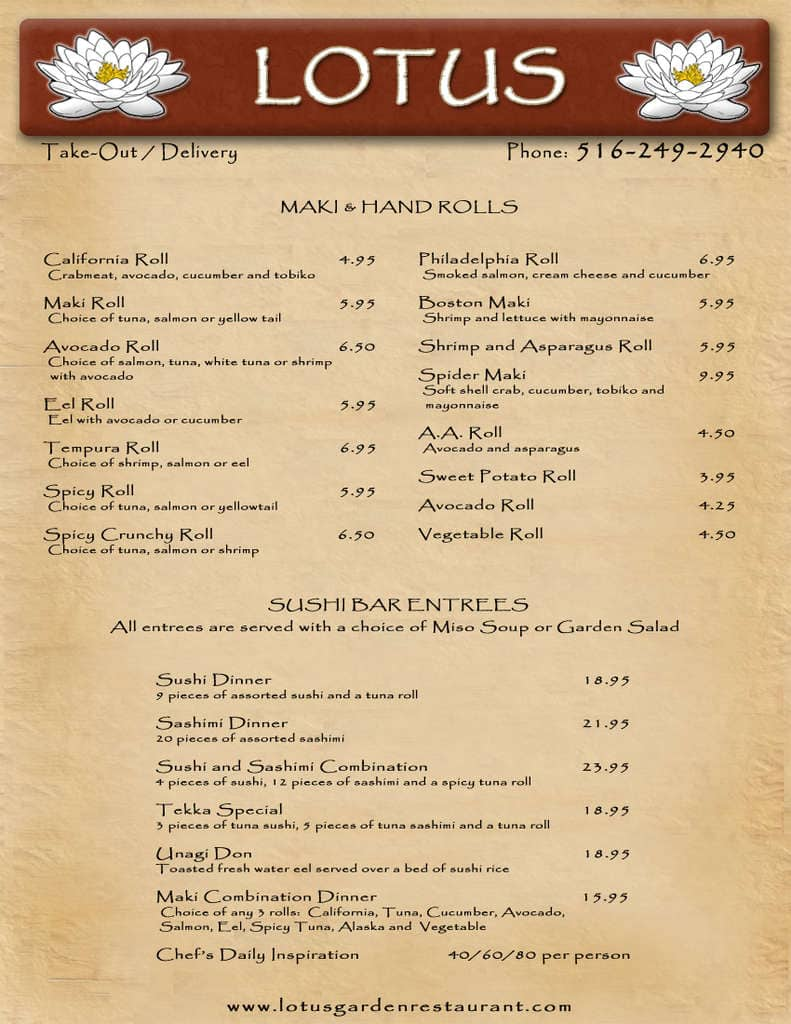red lotus menu - HD791×1024