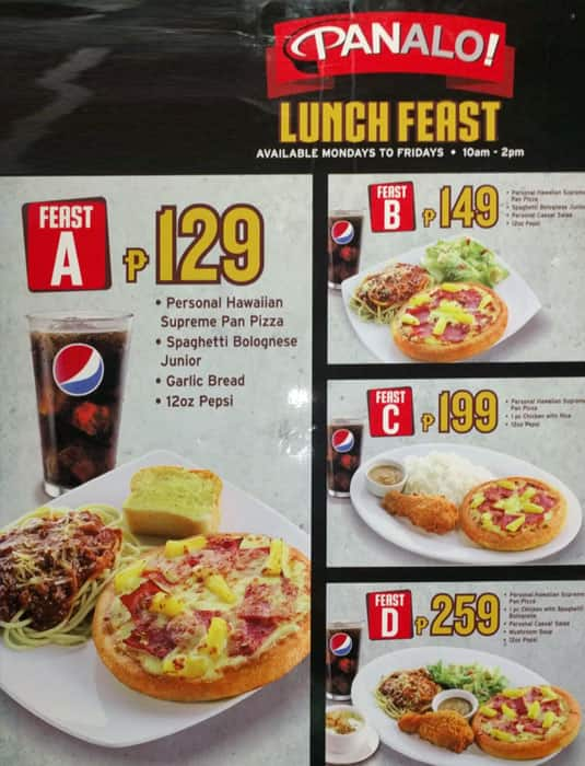 photo regarding Pizza Hut Menu Printable identified as Pizza Hut Menu, Menu for Pizza Hut, Ortigas, Pasig Metropolis