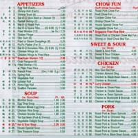 21 Chinese Kitchen Fairless Hills Bucks County