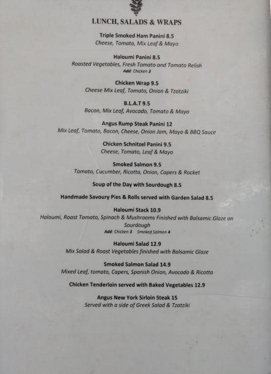 baabel menu