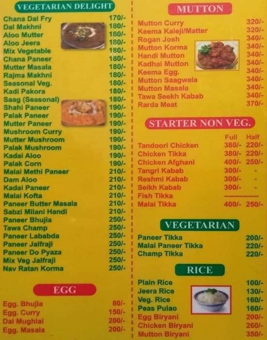 Hot Chimney Restaurant New Delhi Delhi