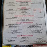 Granny S Kitchen Huntsville Arkansas
