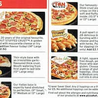 Pizza Hut Clapham London Zomato Uk