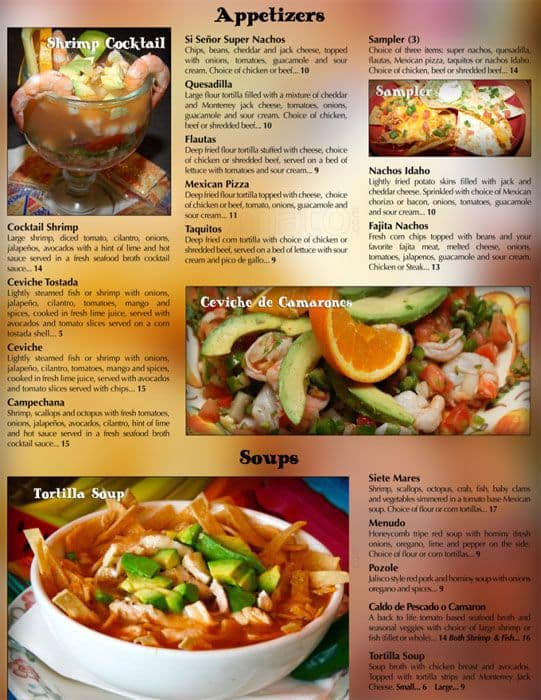 Mexican Restaurant Nw Portland Rd
