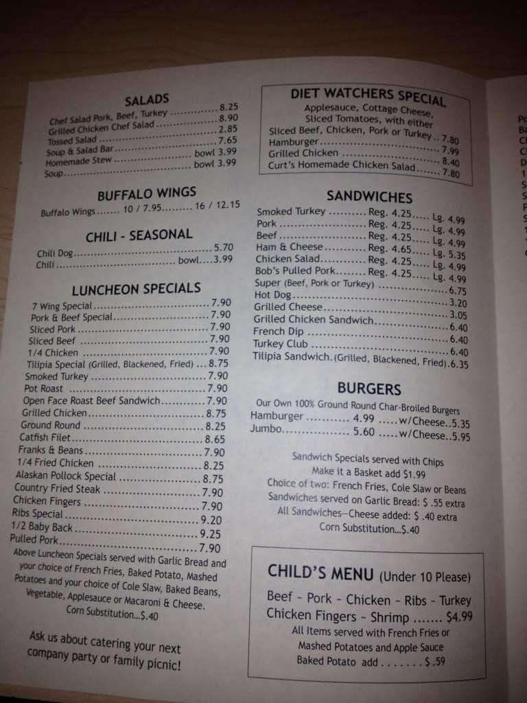schacks bar b que menu menu for schacks bar b que winter haven