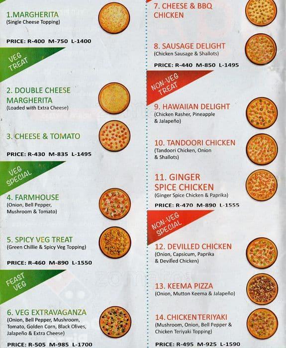dominos pizza csr