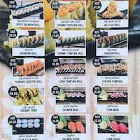 Sushi Station Al Khawaneej Dubai Authentic yet innovative, sushi station's menu features modern sushi and signature dishes, representing the latest trends in japanese cuisine. sushi station al khawaneej dubai