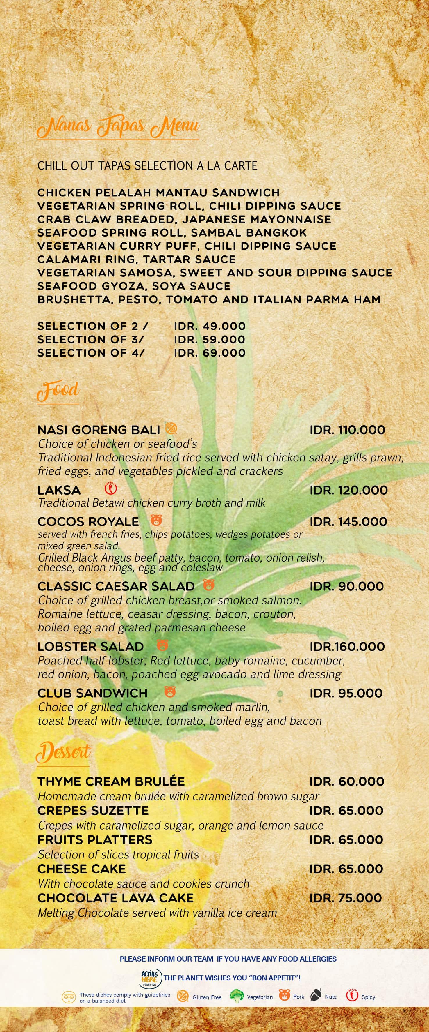 Carte Bali Benoa.Uluwatu Novotel Bali Benoa Hotel Menu Zomato Indonesia