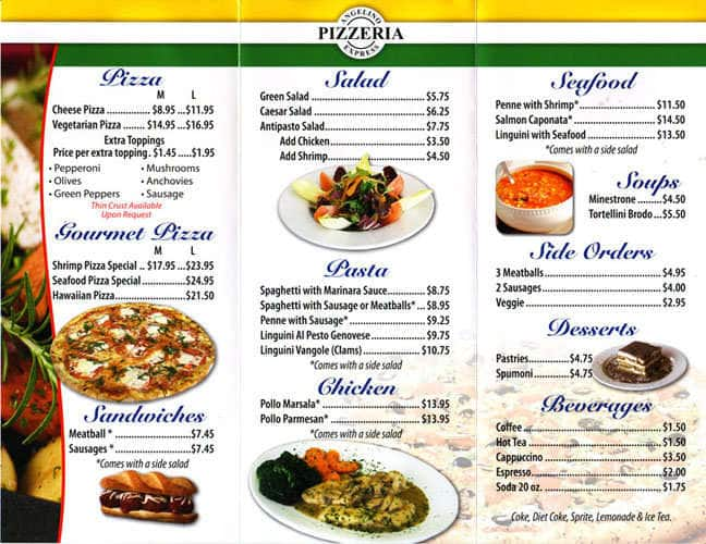 Angelino Restaurant North Hollywood