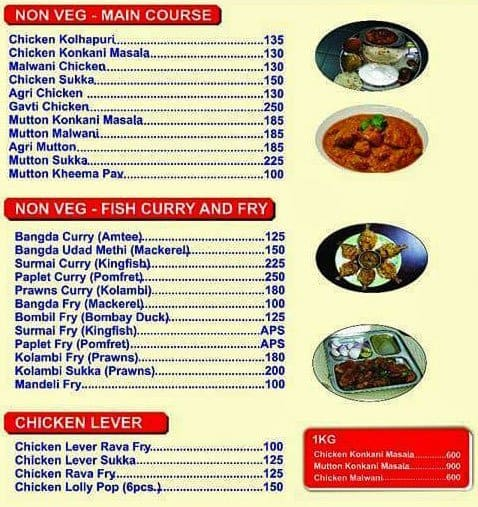 The Chicken Kitchen Menu, Menu For The Chicken Kitchen, Owale