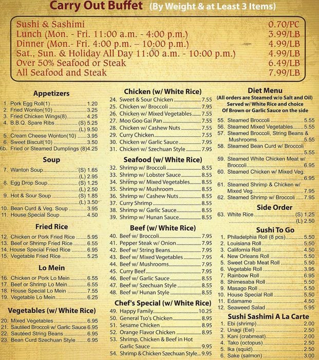 a star buffet menu menu for a star buffet east plano plano rh zomato com buffet star menu redlands star buffet menu lancaster pa