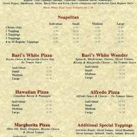 baris pizza flower mound - photo#17
