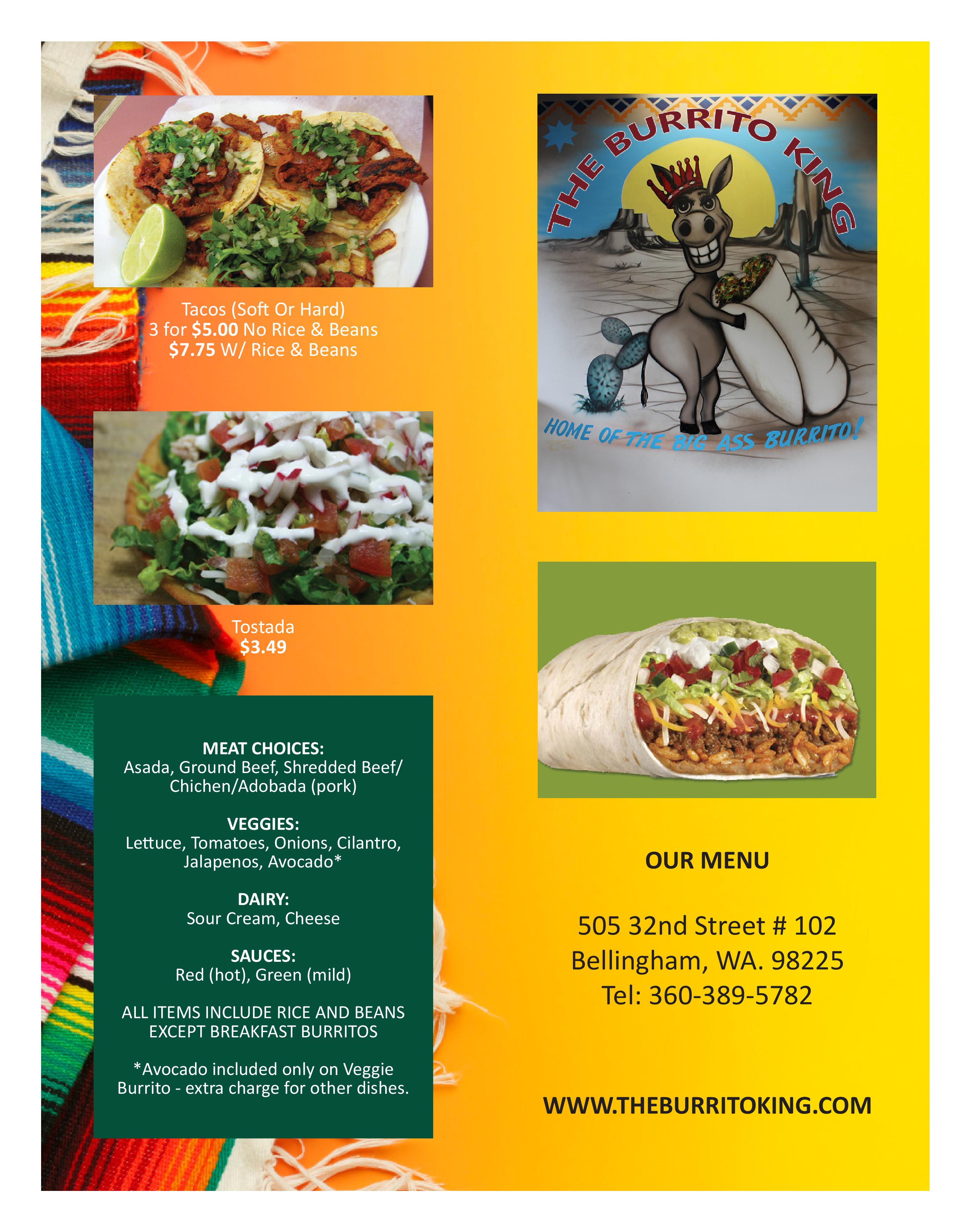 Mexican Restaurants Bellingham Wa Area