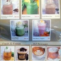Garden Cafe Xxi Kuningan City Menu Zomato Indonesia