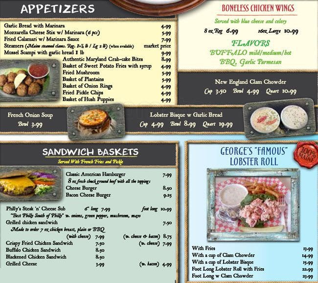 Pizza Villa Menu Land O Lakes