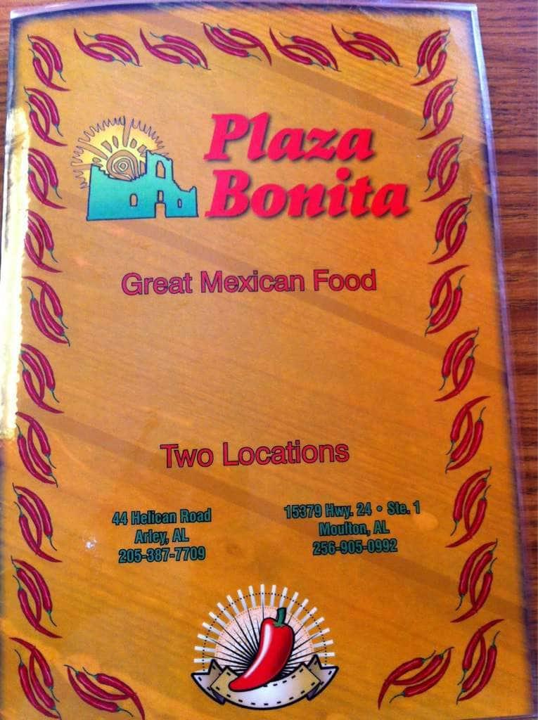 La Plaza Bonita Mexican Restaurant