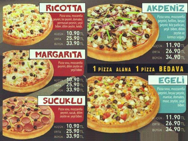 Pizza Time Menü Pizza Time Batıkent Ankara Için Menü Zomato Türkiye