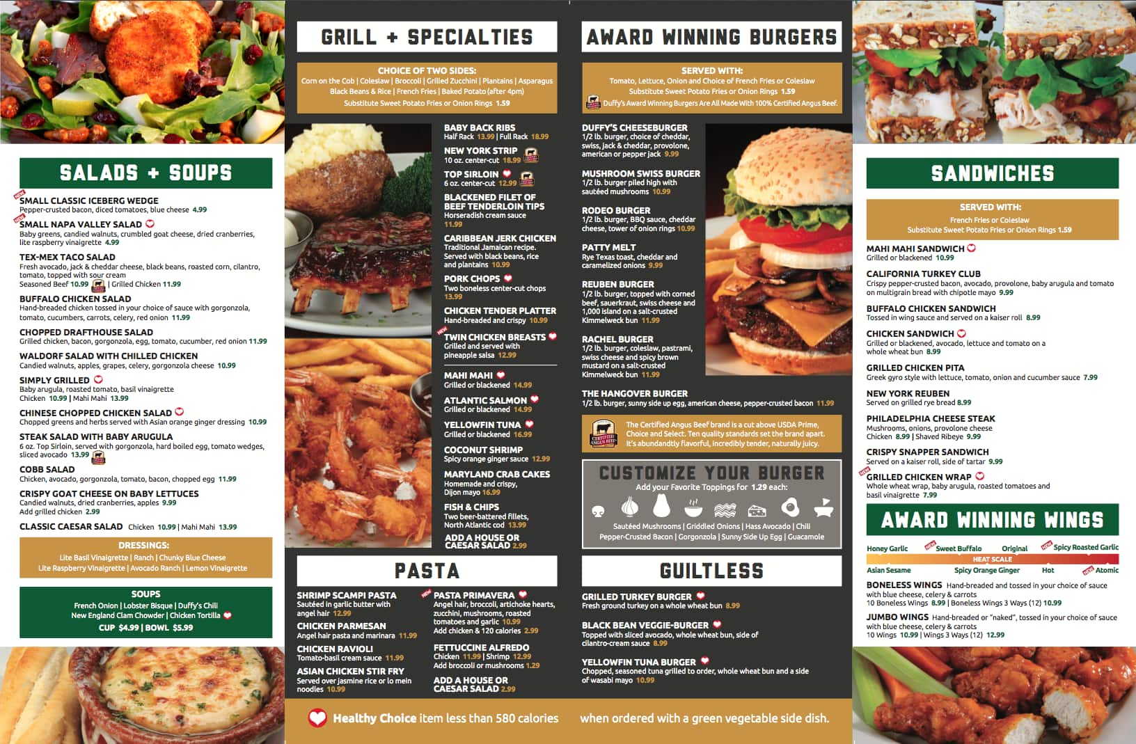 take five sports bar and grill business plan