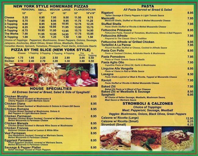 Italian Restaurants In Coppell