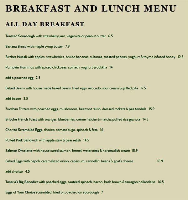 「restaurant cafe menu」の画像検索結果