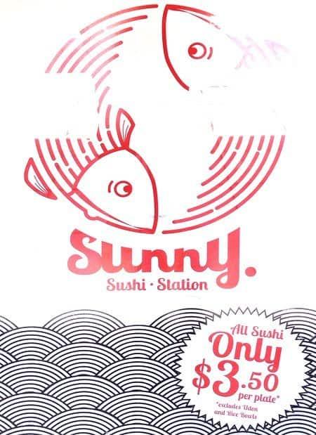Menu At Sushi Station Restaurant Sunnybank Market Square Station special roll (8 pcs). restaurant guru