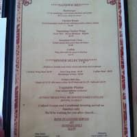 scanned menu for rachel039 - Rachels Kitchen Menu