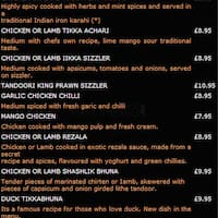 The Famous Curry Bazaar, Spitalfields, London - Zomato UK
