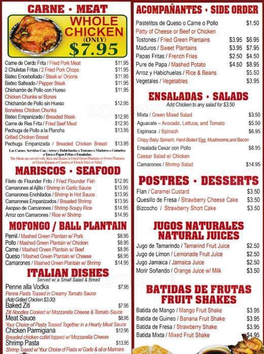 Rays cafe restaurant menu urbanspoon zomato