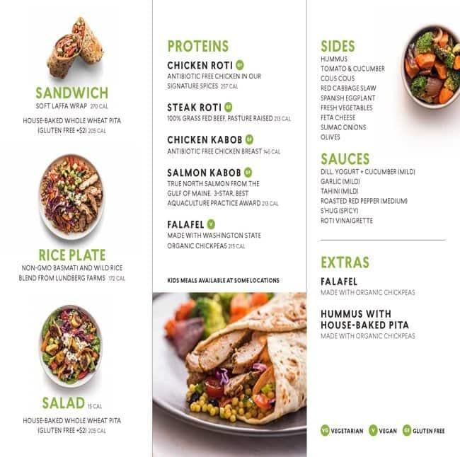 R ti mediterranean grill menu menu for r ti mediterranean for Mediterranean restaurant menu