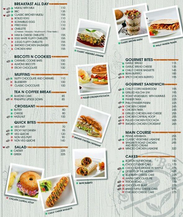 Coffee Bean Breakfast Malaysia - The Coffee Table