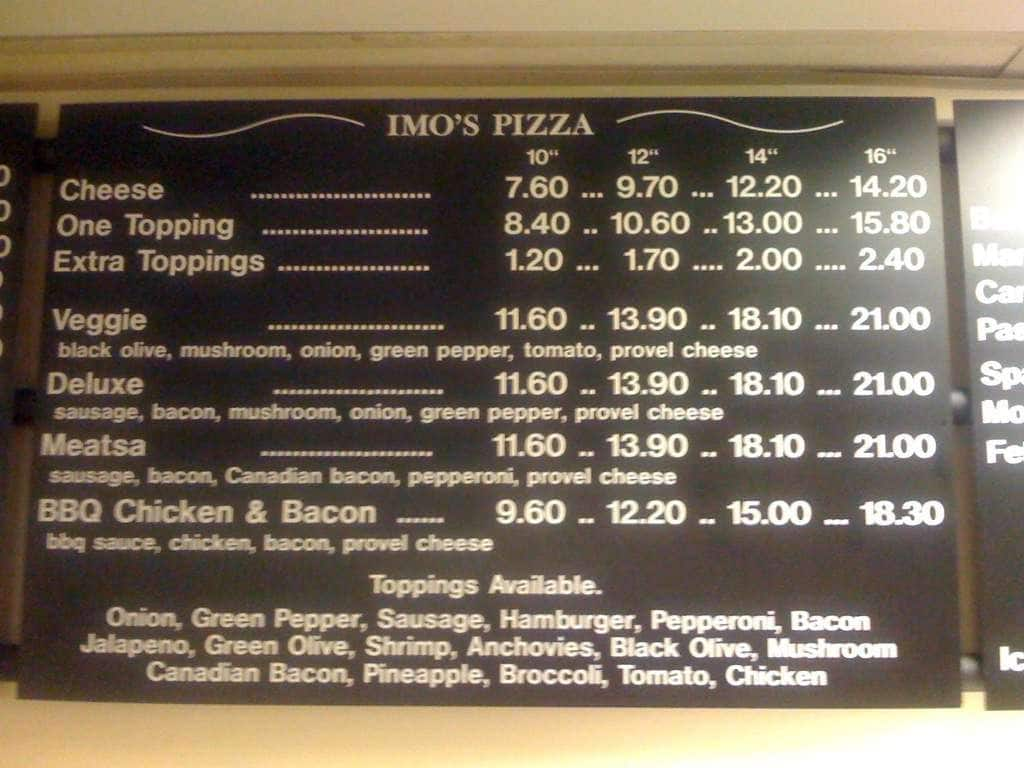 image about Imos Coupons Printable titled Imos menu charges : Strolling retail store discount coupons