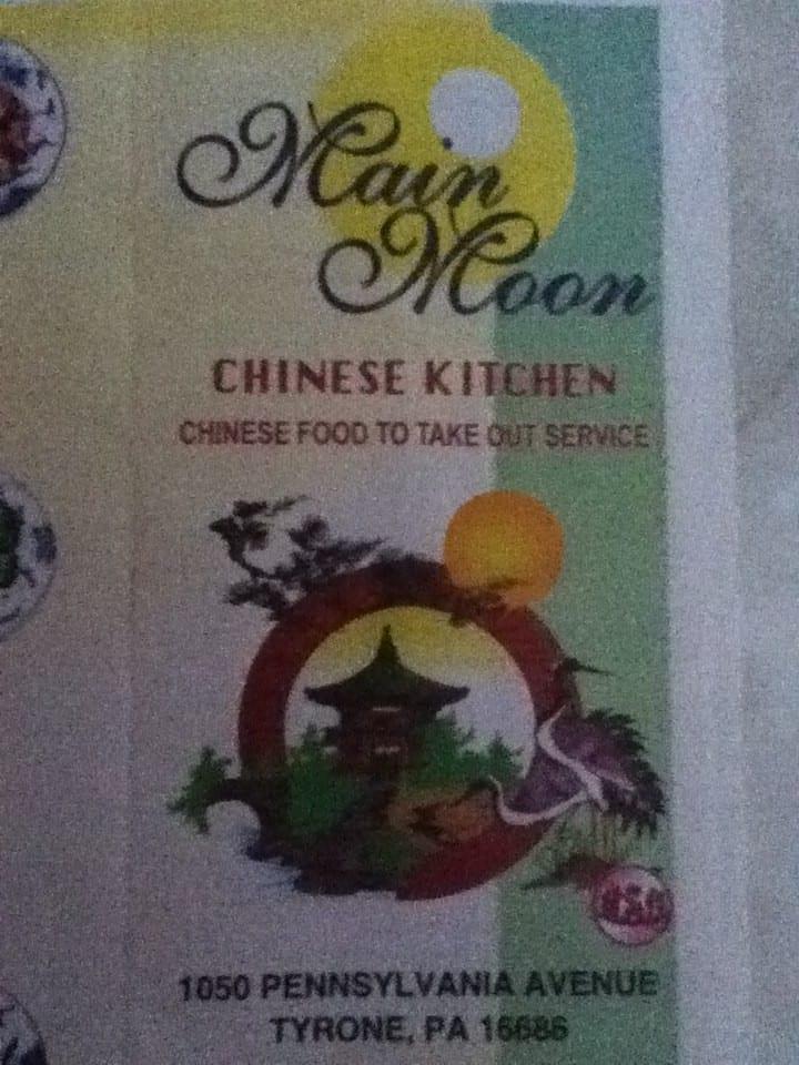 Tyrone Pa Chinese Restaurant