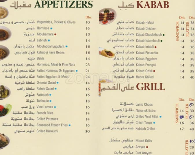 kababji grill Kababji is a health conscious brand committed to offering healthy and soulful  food it started in lebanon in 1993 and after gaining its popularity.