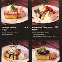 Mykori Dessert Cafe Puchong Jaya Selangor Zomato Malaysia