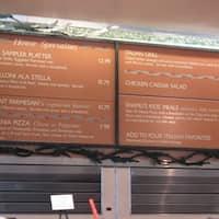 Mama Stella S Pizza Kitchen Menu