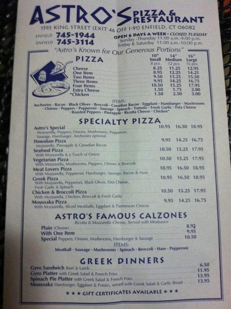 Enfield House of Pizza - tripadvisor.com