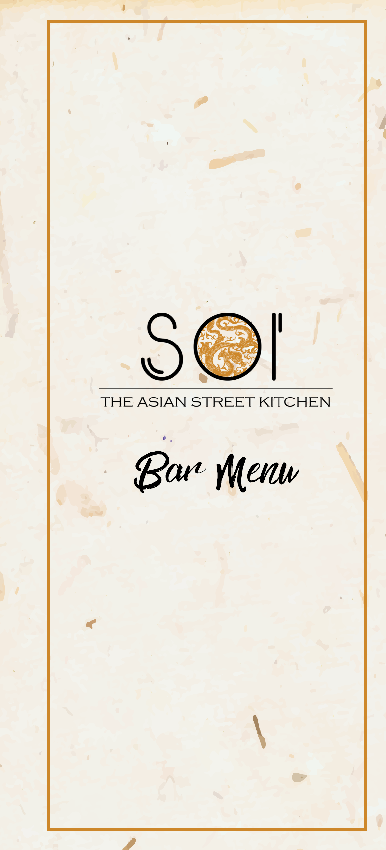 SOI Menu, Menu for SOI, New Market Area, Kolkata - Zomato
