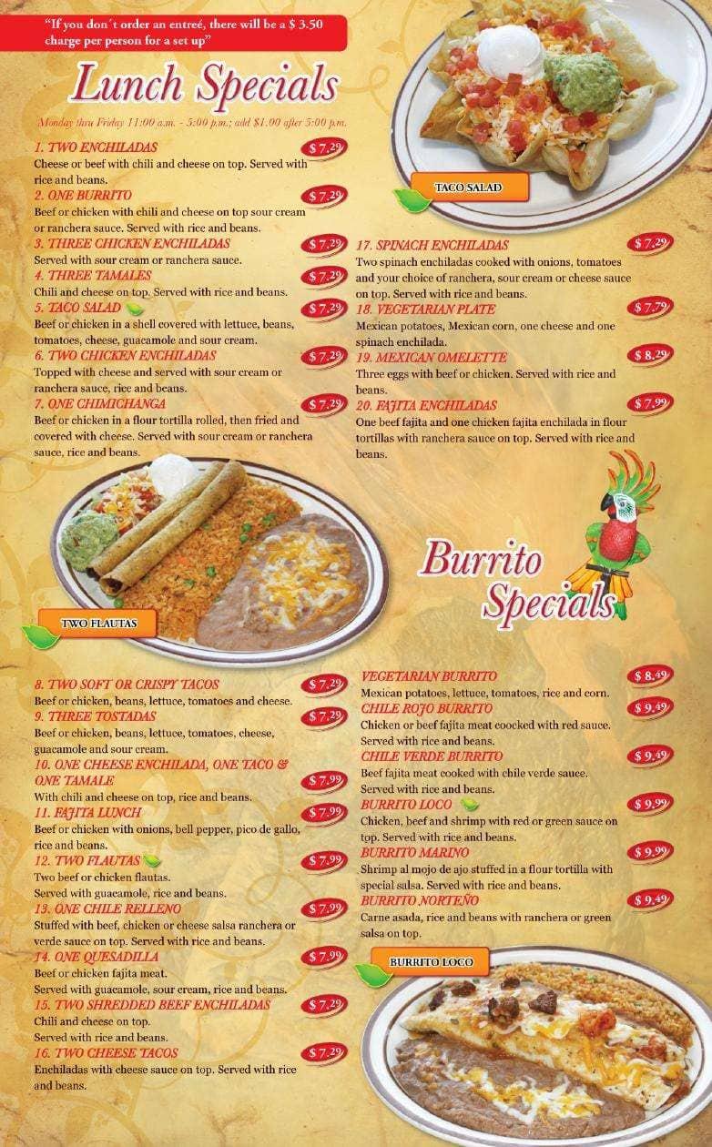 San Marco S Restaurant Menu Urbanspoon Zomato