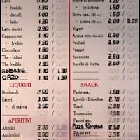Via Acquedotto Del Peschiera.Recensioni Bar Via Dell Acquedotto Del Peschiera 50 In Zona