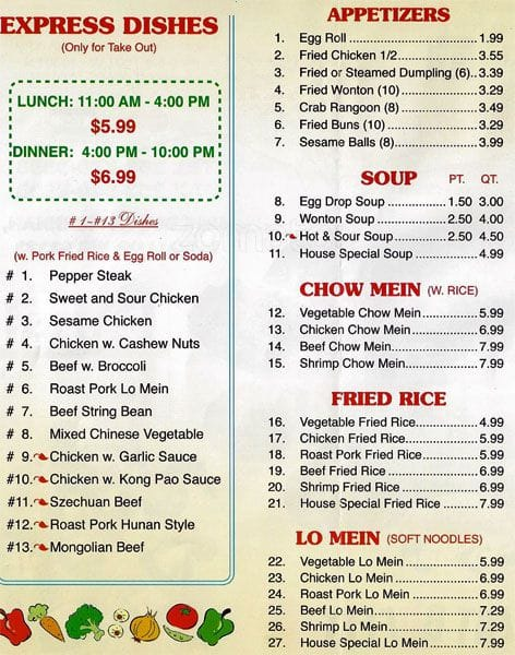 new china buffet menu menu for new china buffet puyallup puyallup rh zomato com chinese buffet prizes in san antonio tx chinese buffet prices west allis
