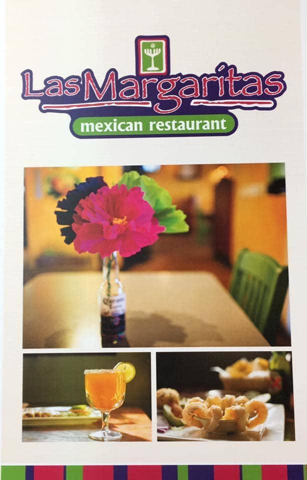 Las Margarita O Fallon Menu