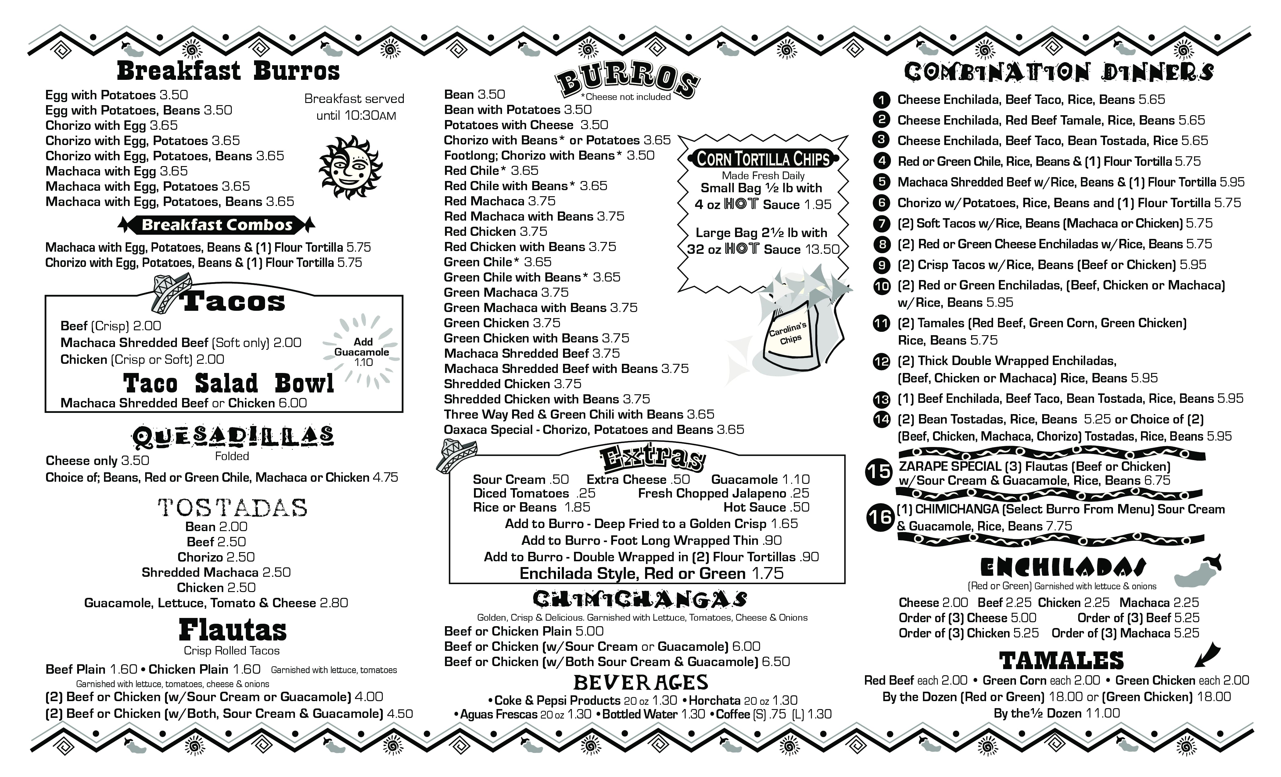 Mexican Food Places In Phoenix