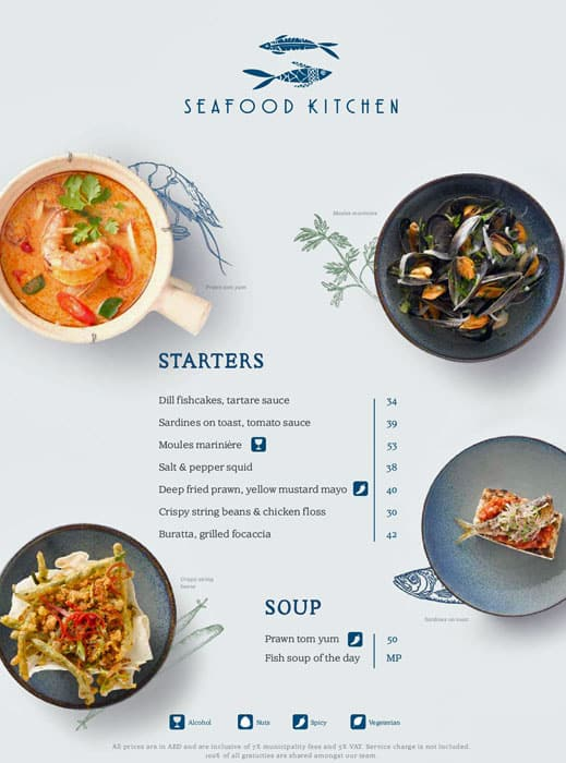 The Seafood Kitchen