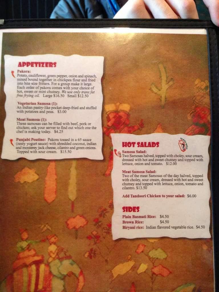 Hothouse restaurant menu menu for hothouse restaurant for Terrace restaurant menu