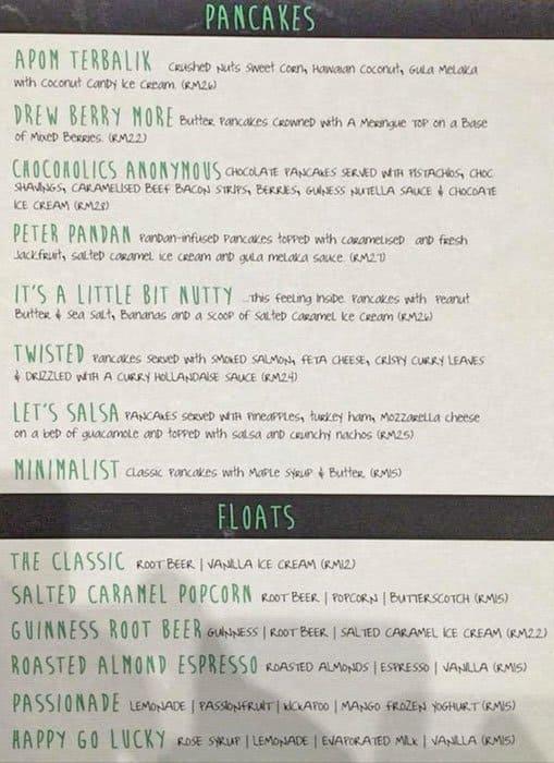 Wicked pancake parlour menu menu for wicked pancake parlour bukit wicked pancake parlour menu ccuart Gallery