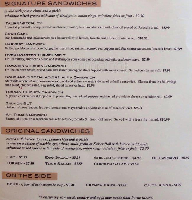 Nudy S Cafe Exton Exton Pa