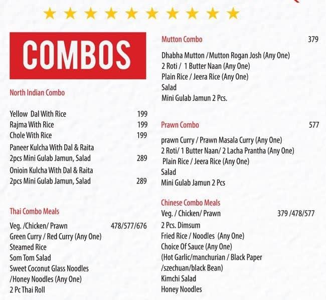 india kitchen menu menu for india kitchen dlf phase 4 gurgaon