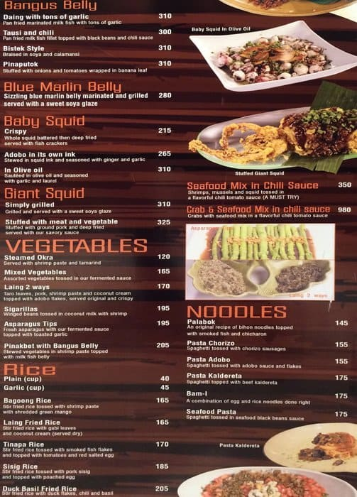 Mesa Menu Menu For Mesa Libis Quezon City Zomato