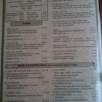 Agave Mexican Restaurant Menu Menu For Agave Mexican Restaurant